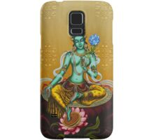 Green Tara Samsung Galaxy Case/Skin