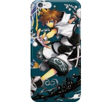 "Sora ""Kingdom Hearts"" iPhone Case/Skin"