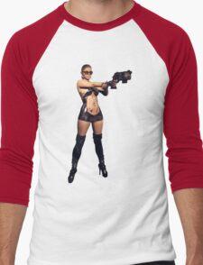 Licenced To Kill Men's Baseball ¾ T-Shirt