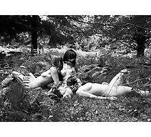 """The Three Graces No.13 bw"" Photographic Print"