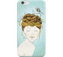 Nest Hair iPhone Case/Skin