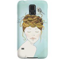 Nest Hair Samsung Galaxy Case/Skin
