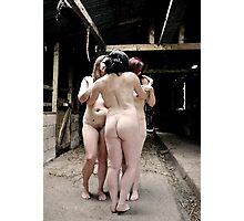 """The Three Graces No.4"" Photographic Print"