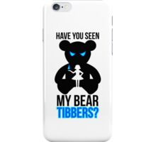 Tibbers iPhone Case/Skin