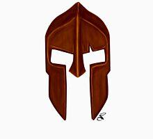 Spartan helmet dark bronze Unisex T-Shirt