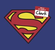Hello, My Name Is Clark by realsuperhero