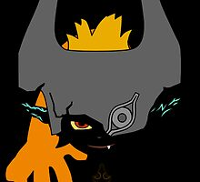 Midna Minimal by liveanotherday