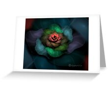 Bloom in the Dark Greeting Card