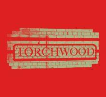 Torchwood One Piece - Long Sleeve