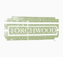 Torchwood One Piece - Short Sleeve