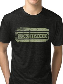 Torchwood Tri-blend T-Shirt