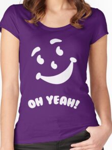 Kool-Aid Man Women's Fitted Scoop T-Shirt