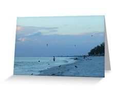 Beaches 3 Greeting Card