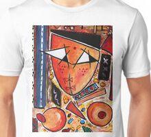 Original Art Painting: Women in the Shower by Hassan Hamdi Unisex T-Shirt