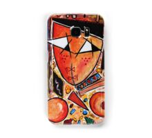 Original Art Painting: Women in the Shower by Hassan Hamdi Samsung Galaxy Case/Skin