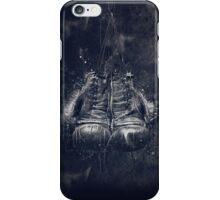 DARK GLOVES iPhone Case/Skin