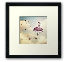 Another Kind of Mary Poppins Framed Print