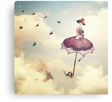 Another Kind of Mary Poppins Canvas Print