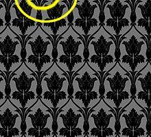 Sherlocks own wallpaper by RocketmanTees
