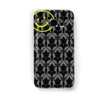 Sherlocks own wallpaper Samsung Galaxy Case/Skin