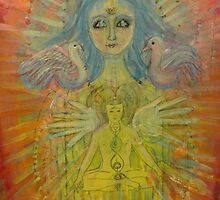 Higher Self by JulianaLachance