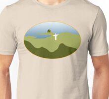 Highline in Rio de Janeiro Unisex T-Shirt