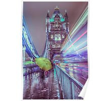 Yellow Brolly  Poster