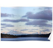 Almost to Saturna Island Poster