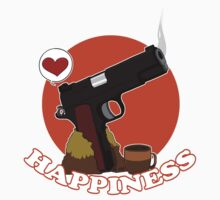 Happiness by BlackSen