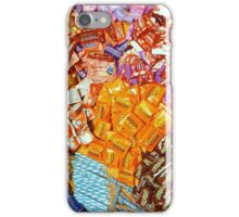 Candy Smash is Calling iPhone Case/Skin