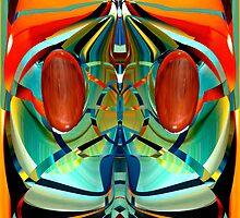technicolor man  by yesdigiterarte