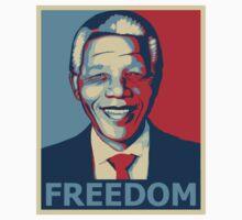 Nelson Mandela by bremondt972