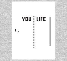 LIFE WINS One Piece - Short Sleeve