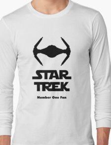 STAR TREK number one fan Long Sleeve T-Shirt