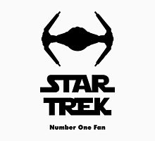 STAR TREK number one fan Unisex T-Shirt