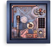Steampunk Prototype Canvas Print