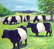 Oreo Cookie Cows! by Victoria Mistretta