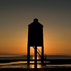 Glowing Lighthouse by Anne Gilbert