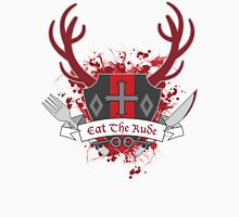Eat The Rude - Coat of Arms Unisex T-Shirt