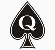 Queen of Spades Ladies Clothing by Mark Podger