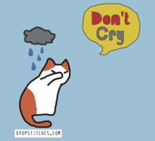 Don't cry kitty  by dubukat