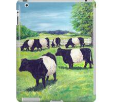 Oreo Cookie Cows! iPad Case/Skin