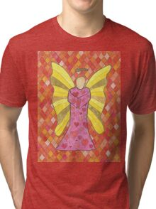 Love Angel Tri-blend T-Shirt