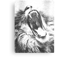 Scream! Metal Print