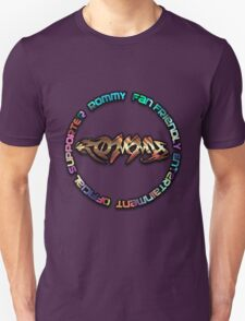 Rommy Fan Friendly Entertainment Official Supporter T-Shirt