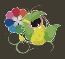 Rainbow Badge Victreebel by lomm