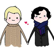 JohnLock by rosawithlie