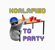 Koalafied to Party Unisex T-Shirt