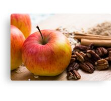 Apple for Baking Canvas Print