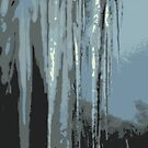 "Icicles (""Posterized"") by goddarb"